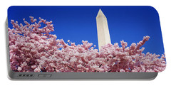 Washington Monument Washington Dc Portable Battery Charger