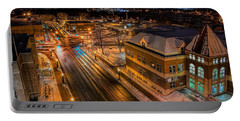 Wausau After Dark Portable Battery Charger