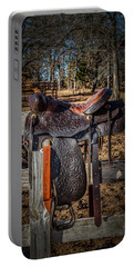Western Saddle Portable Battery Charger