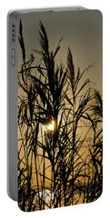 Portable Battery Charger featuring the photograph Whalehead Sunset Obx #3 by Greg Reed