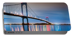 Whitestone Bridge Portable Battery Charger