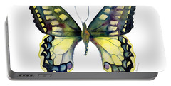 20 Old World Swallowtail Butterfly Portable Battery Charger