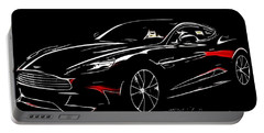 2013 Aston Martin Vanquish Portable Battery Charger