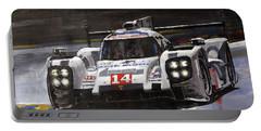 2014 Le Mans 24 Porsche 919 Hybrid  Portable Battery Charger