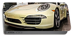 2014 Porsche 911 50th Front Portable Battery Charger