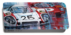 1970 Porsche 917 Lh Le Mans  Elford  Kurt Ahrens Portable Battery Charger
