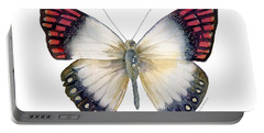 27 Magenta Tip Butterfly Portable Battery Charger