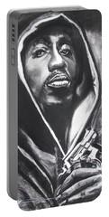 2pac - Thug Life Portable Battery Charger