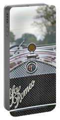1931 Alfa Romeo Portable Battery Charger