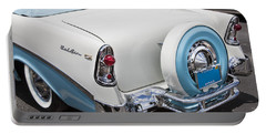 1956 Chevrolet Bel Air Convertible Portable Battery Charger