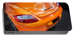 2008 Porsche Limited Edition Orange Boxster  Portable Battery Charger