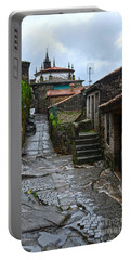 Ancient Street In Tui Portable Battery Charger