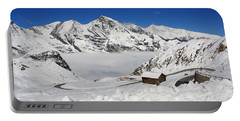Austrian Mountains Portable Battery Charger