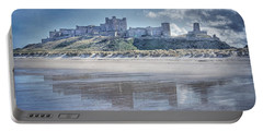Bamburgh Castle 2 Portable Battery Charger
