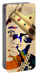 Biggie Collection Portable Battery Charger