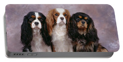 Cavalier King Charles Spaniels Portable Battery Charger