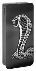 Cobra Emblem Portable Battery Charger