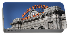 Denver - Union Station Portable Battery Charger