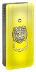 Door Knocker Portable Battery Charger