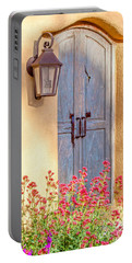 Doors Of Santa Fe Portable Battery Charger