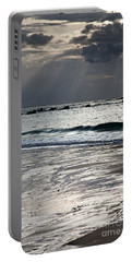 Evening At The Sea Portable Battery Charger