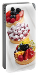 Fruit Tarts Portable Battery Charger