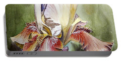 Iris Painting Portable Battery Charger