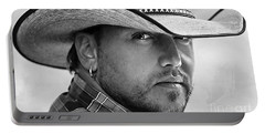 Jason Aldean Portable Battery Charger