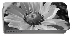 Just A Flower Portable Battery Charger by Janice Westerberg