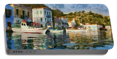 Kastellorizo Island Portable Battery Charger