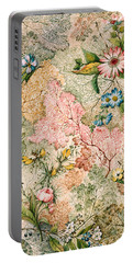 Marble End Paper  Portable Battery Charger