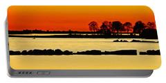 Ocean Beach Sunset Portable Battery Charger