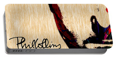 Phil Collins Collection Portable Battery Charger