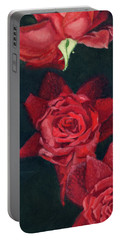 3 Roses Red Portable Battery Charger