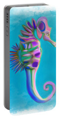 The Pretty Seahorse Portable Battery Charger