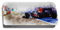 Sebastian Vettel Portable Battery Charger