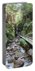 The Flume Gorge   Portable Battery Charger