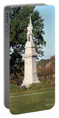 30u13 Hood Park Monument To Civil War Soldiers And Sailors Photo Portable Battery Charger