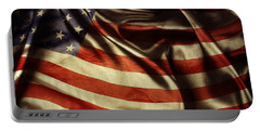 American Flag 51 Portable Battery Charger
