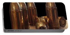 Bullet Art 32 Caliber Bullets 3514 Portable Battery Charger