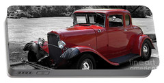 32 Ford Coupe Charmer Portable Battery Charger