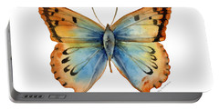 33 Opal Copper Butterfly Portable Battery Charger
