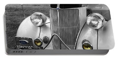 '36 Ford Coupe Portable Battery Charger