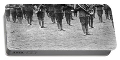 369th Infantry Regiment Band Portable Battery Charger by Underwood Archives