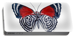 37 Diathria Clymena Butterfly Portable Battery Charger