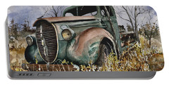 39 Ford Truck Portable Battery Charger