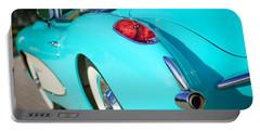 1957 Chevrolet Corvette Taillight Portable Battery Charger