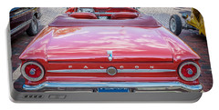 1963 Ford Falcon Sprint Convertible  Portable Battery Charger