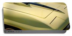 1967 Chevrolet Corvette Hood Portable Battery Charger