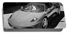 2007 Ferrari F430 Spider F1 Portable Battery Charger